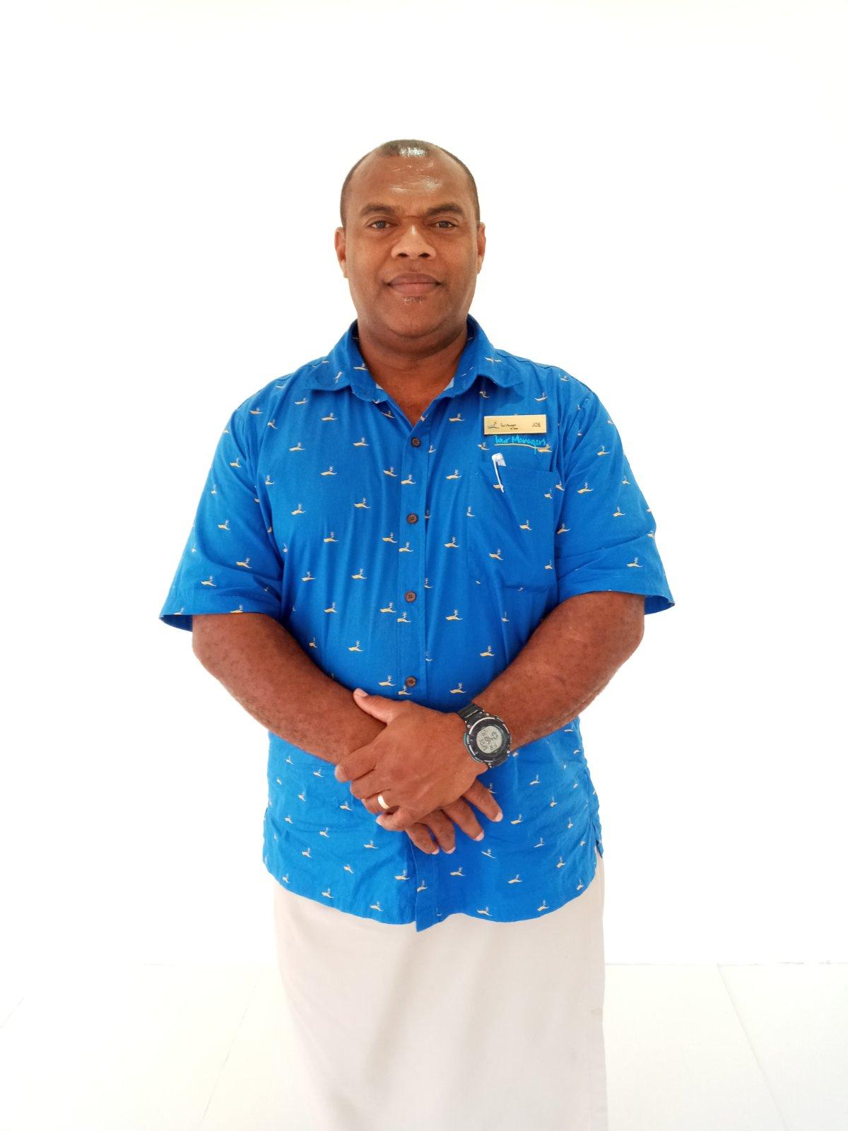 Mr. Joseph Mauitoga
